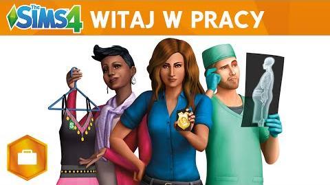 The Sims 4 Witaj w Pracy - Oficjalny Zwiastun