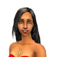 Bella w The Sims 2