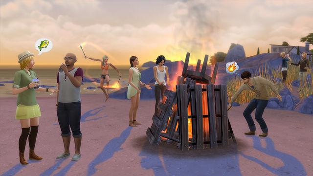 The Sims 4: Spotkajmy się
