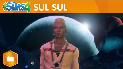 The Sims 4 Witaj w Pracy Sul Sul