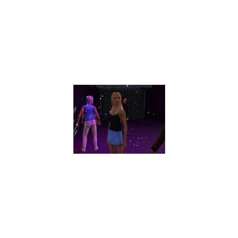 Marina w klubie