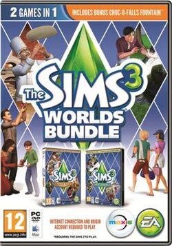 The Sims 3 Zestaw Światów ANG.jpg