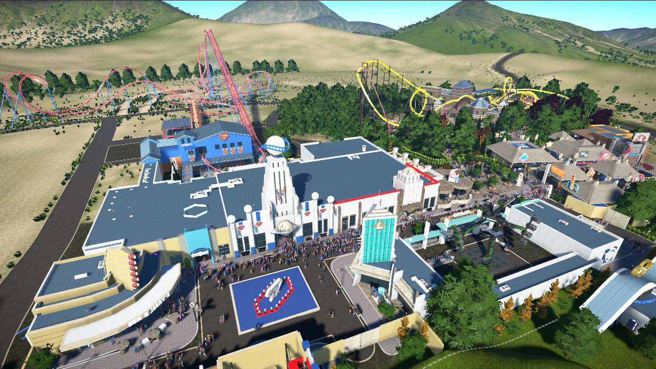 how to download off steam workshop planet coaster