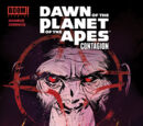 Planet of the Apes Contagion