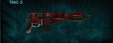 Tr alpha squad carbine trac-5