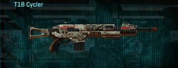 Arid forest assault rifle t1b cycler