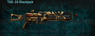 Giraffe shotgun tas-16 blackjack
