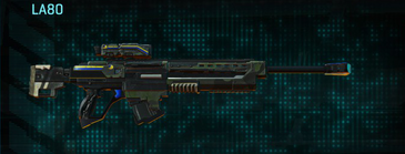 Amerish scrub sniper rifle la80