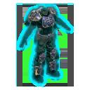 Nc composite armor light assault icon