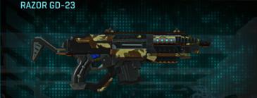 India scrub carbine razor gd-23