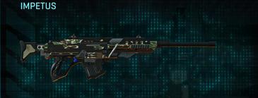 Scrub forest sniper rifle impetus