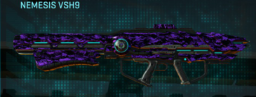 Vs digital rocket launcher nemesis vsh9