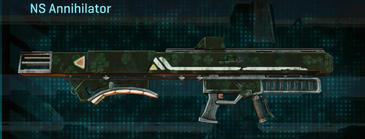 Clover rocket launcher ns annihilator