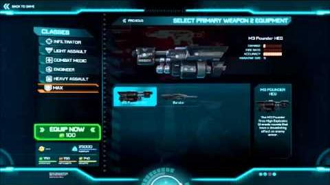 Terran Republic Basic MAX Information
