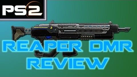 Planetside 2 - New Conglomerate Reaper DMR Review - Mr