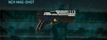 Rocky tundra pistol nc4 mag-shot