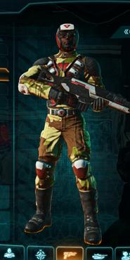 Tr india scrub combat medic