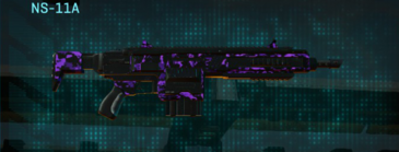 Vs digital assault rifle ns-11a