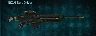 Clover sniper rifle nc14 bolt driver