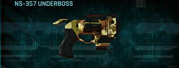 India scrub pistol ns-357 underboss