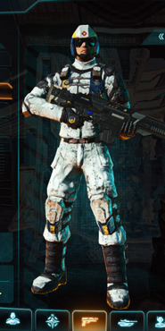 Nc rocky tundra combat medic