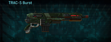 Clover carbine trac-5 burst