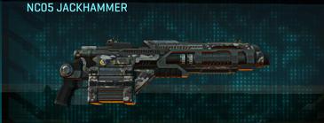 Woodland heavy gun nc05 jackhammer
