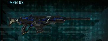 Nc loyal soldier sniper rifle impetus
