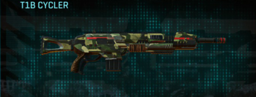 Temperate forest assault rifle t1b cycler