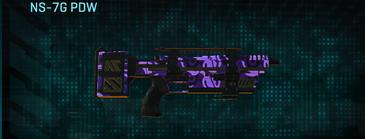 Vs alpha squad smg ns-7g pdw