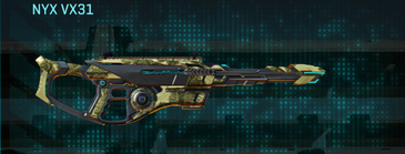 Palm scout rifle nyx vx31