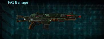 Clover shotgun fa1 barrage