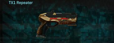 Giraffe pistol tx1 repeater