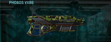 Jungle forest shotgun phobos vx86