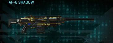 India scrub scout rifle af-6 shadow