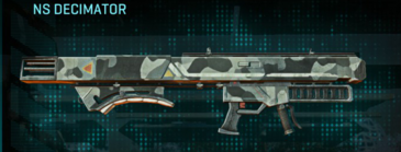 Northern forest rocket launcher ns decimator