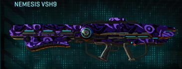 Vs alpha squad rocket launcher nemesis vsh9