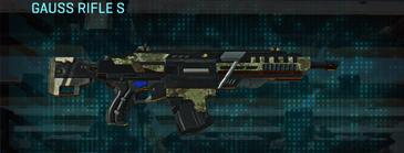 Pine forest assault rifle gauss rifle s