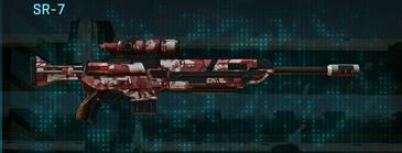 Tr urban forest sniper rifle sr-7