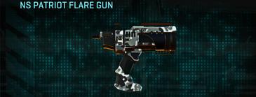Snow aspen forest pistol ns patriot flare gun