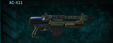 Amerish scrub carbine ac-x11