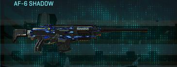 Nc digital scout rifle af-6 shadow