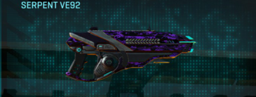 Vs digital carbine serpent ve92