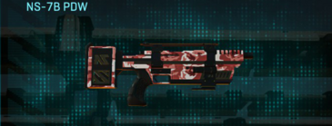 Tr urban forest smg ns-7b pdw