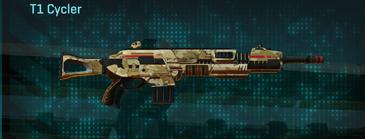 Sandy scrub assault rifle t1 cycler