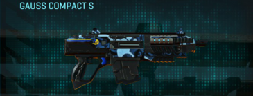 Nc alpha squad carbine gauss compact s