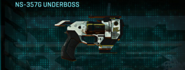 Northern forest pistol ns-357g underboss