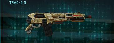 Sandy scrub carbine trac-5 s