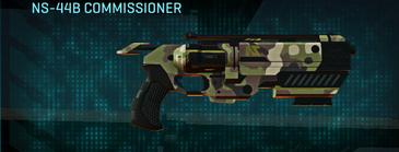 Woodland pistol ns-44b commissioner