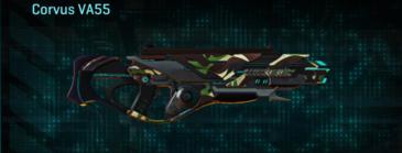 African forest assault rifle corvus va55